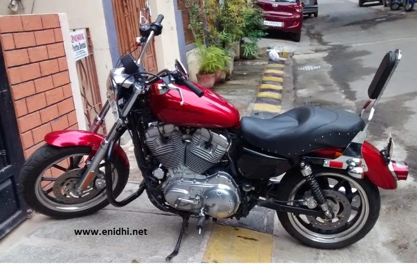 Harley Davidson Bike For Rent In Bangalore