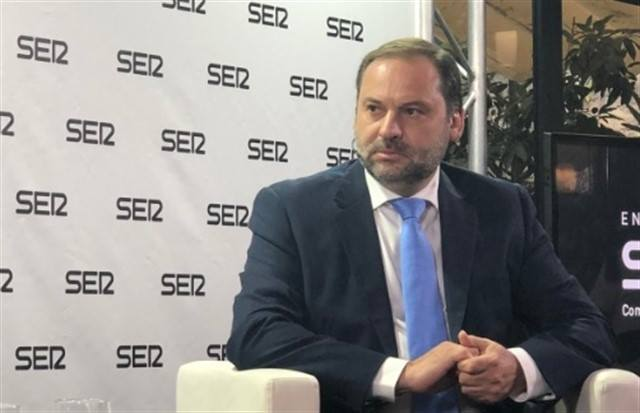 José Luis Ábalos en el Foro SER Navarra.