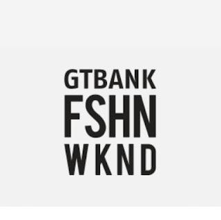 GTBank Fashion Weekend Masterclass