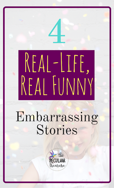 Funny Embarrassing Stories