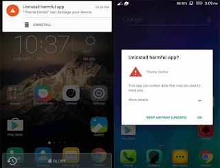 Lenovo Theme Center Uninstall Harmful App – Disable Notification