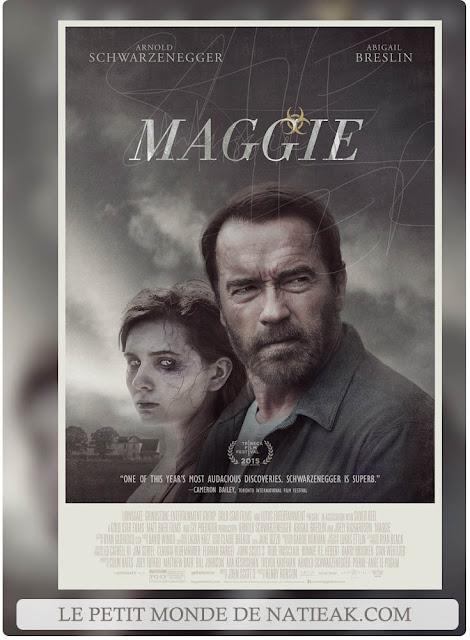 Maggie, le nouveau film très étonnant d' Arnold Schwarzenegger