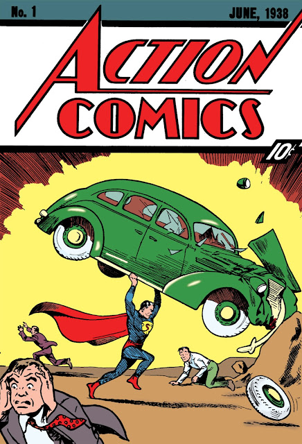 Action Comics Hits #1000 and 80 Years of Superman