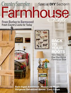 Our Hopeful Home Featured Farmhouse DIY