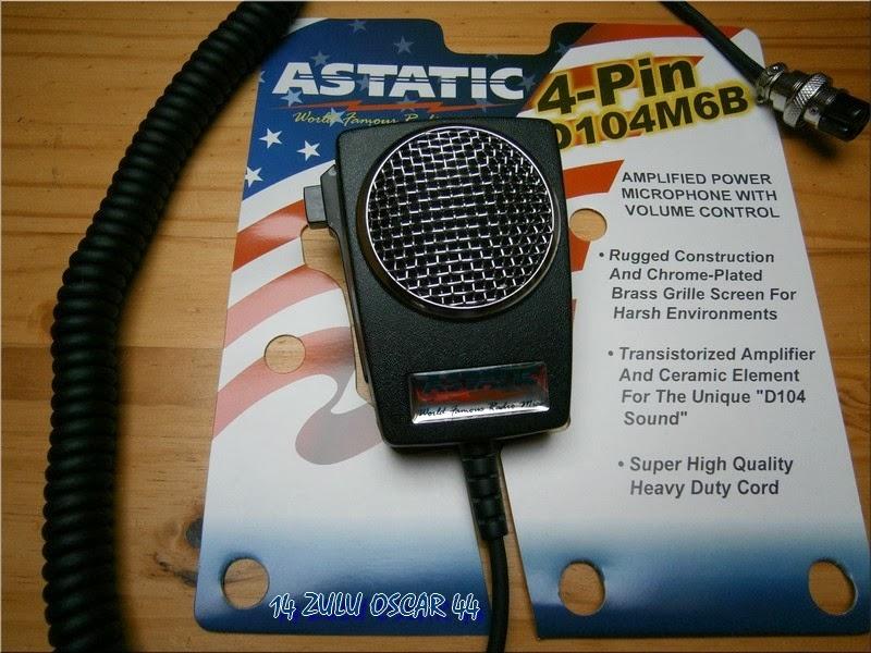 27 MHz Amateur Radio Citizen Band: Les Micros utilisée en ...
