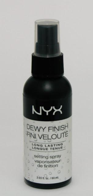Nyx Dewy Finish