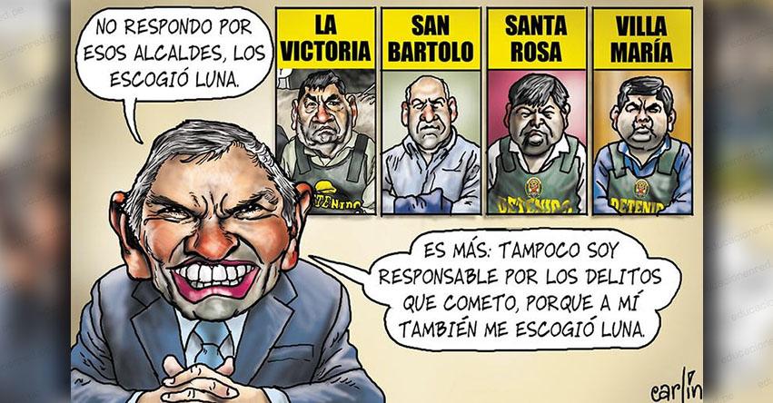 Carlincaturas Martes 7 Agosto 2018 - La República