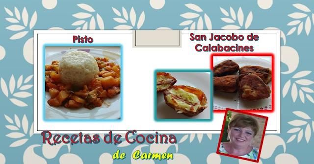 Pisto y San Jacobo de Calabacin
