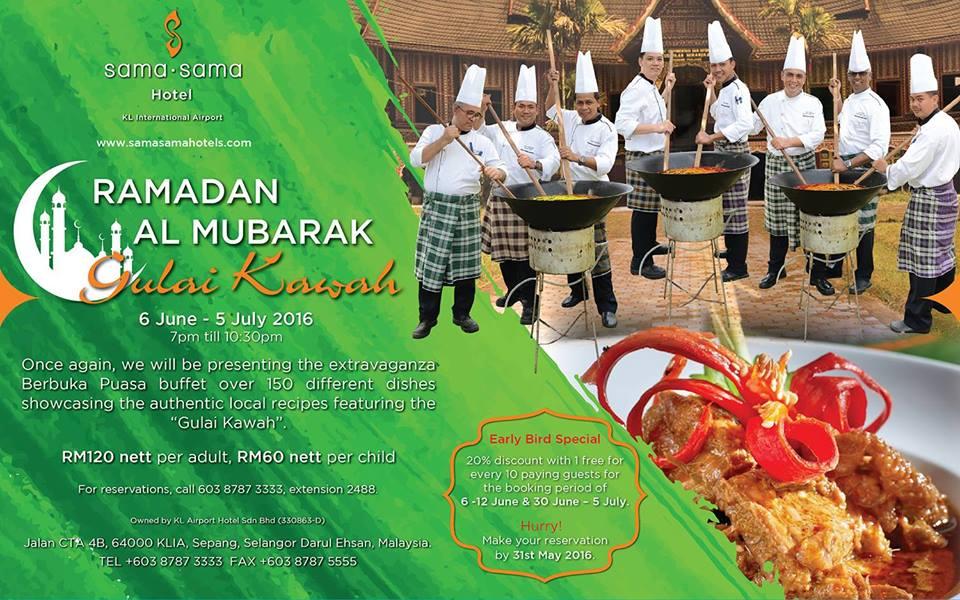 buffet ramadhan sama-sama hotel