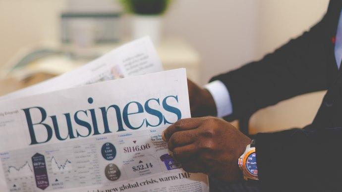 Wallpaper 2: Business Man