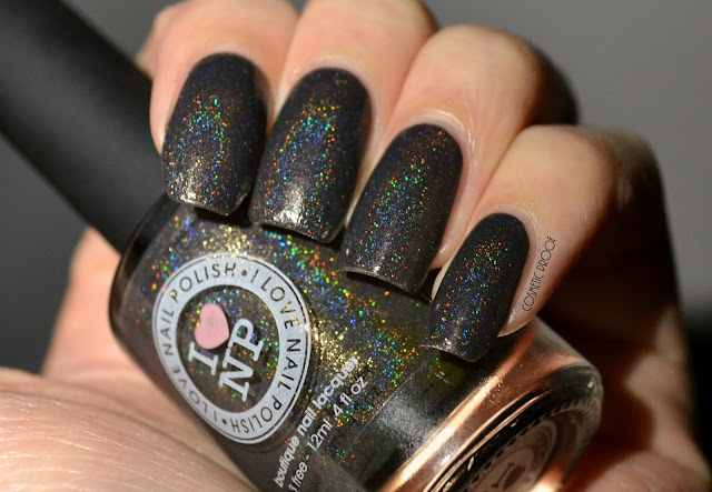 NAILS | ILNP A.C. Slater Swatch aka Saved by the Bell Memories #ManiMonday