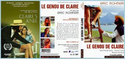 Колено Клер / Le genou de Claire / Claire's Knee. 1970.