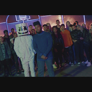Marshmello - Silence (feat. Khalid) [Official Video] Cover