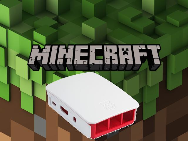 how to setup minecraft server on raspberry pi