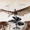 History of Ornithopters and Helicopters