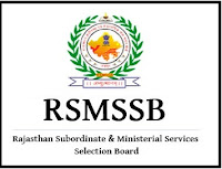 Rajasthan Tax Assistant Syllabus