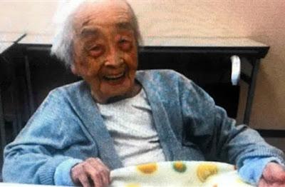 وفاة أكبر معمرة فى العالم عن عمر 117 عامًا