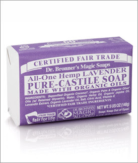 soap from dr bronner