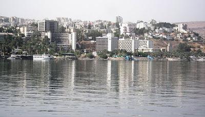 Hotel Tepi Danau Tiberias Thabariyyah yang Mewah