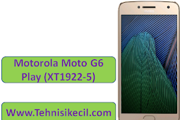 Download Firmware Motorola Moto G5S Plus (XT11805) Stock Rom Official