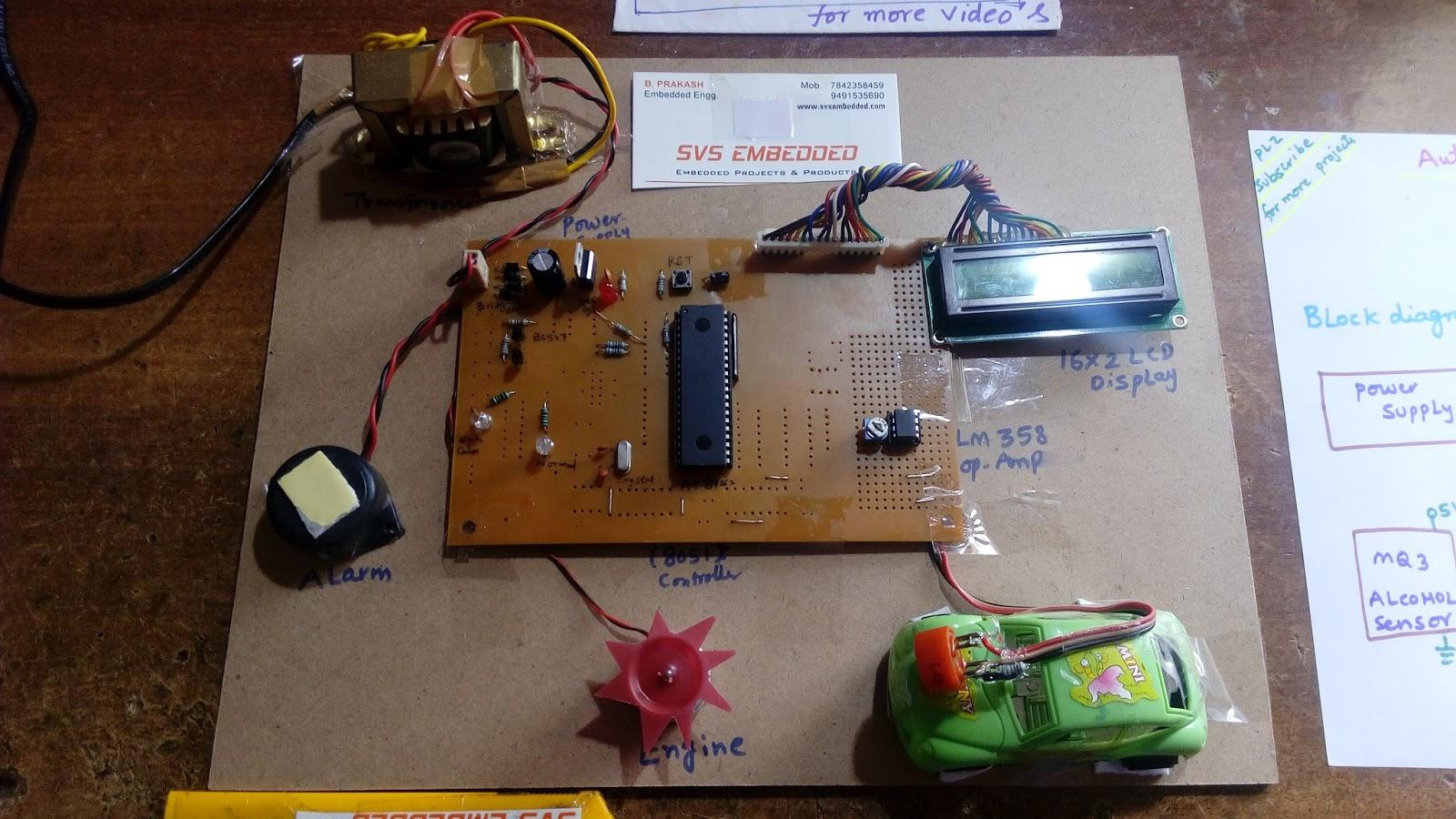 Svsembedded   9491535690  7842358459  Automatic Engine