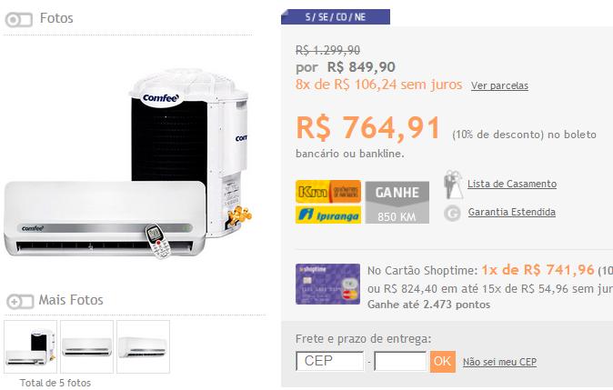 http://www.shoptime.com.br/produto/121254576/ar-condicionado-split-comfee-hi-wall-7.500-btus-frio-220v?opn=COMPARADORES&franq=AFL-03-117316