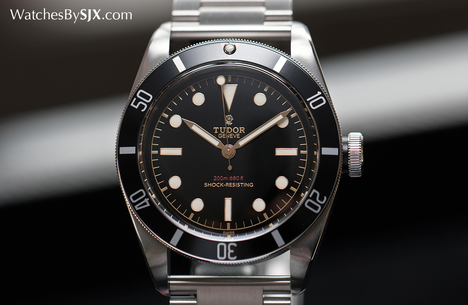 c4d5757a136 Watches By SJX  Breaking News  Tudor Black Bay One Sells For ...