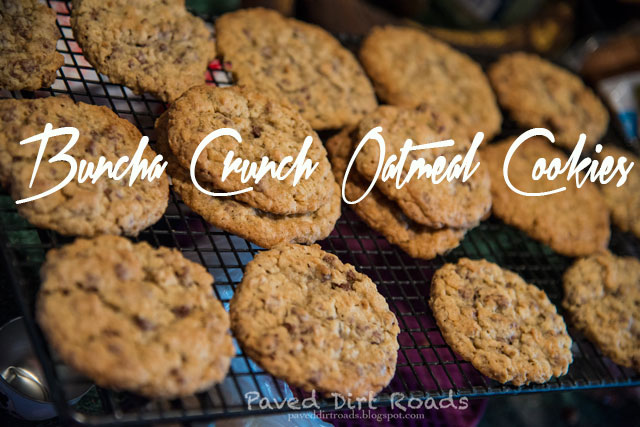 Buncha Crunch® Oatmeal Cookies