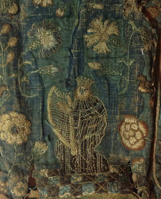 Spicer Art Conservation specializes in the conservation of historic textiles