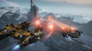 تحميل لعبة حرب الفضاء اون لاين dreadnought للكمبيوتر