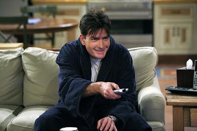 Actor. Charlie Sheen.