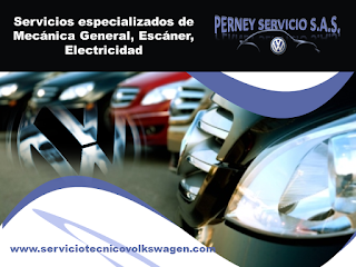 Perney Servicio SAS - Latoneria y Pintura Volkswagen