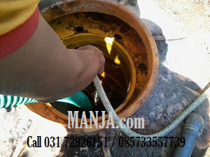Jasa Tinja dan Sedot WC Pabean Sidoarjo Call 085733557739