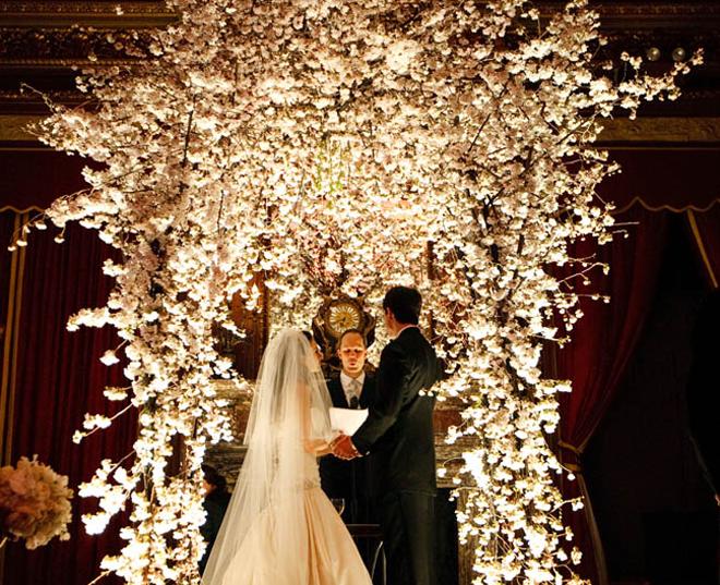 Wedding Ceremony Flower Ideas Belle The Magazine