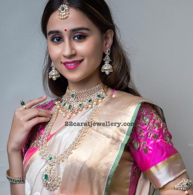 Simrath Juneja Granduer Diamond Jewelry