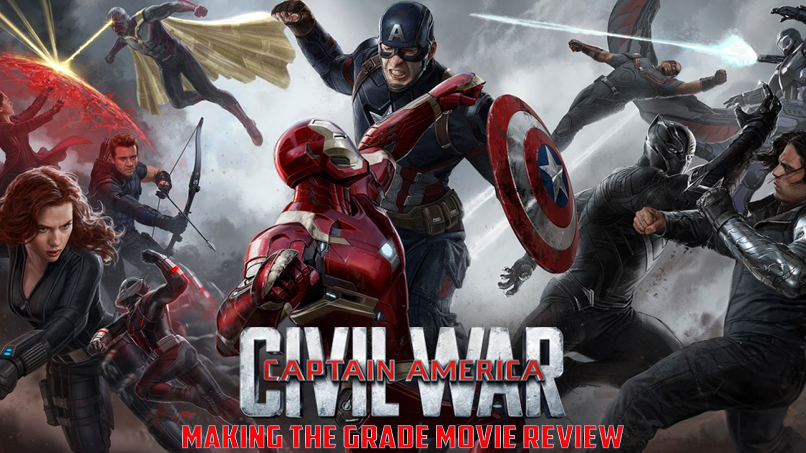 HD Captain America: Civil War photos screen shots poster