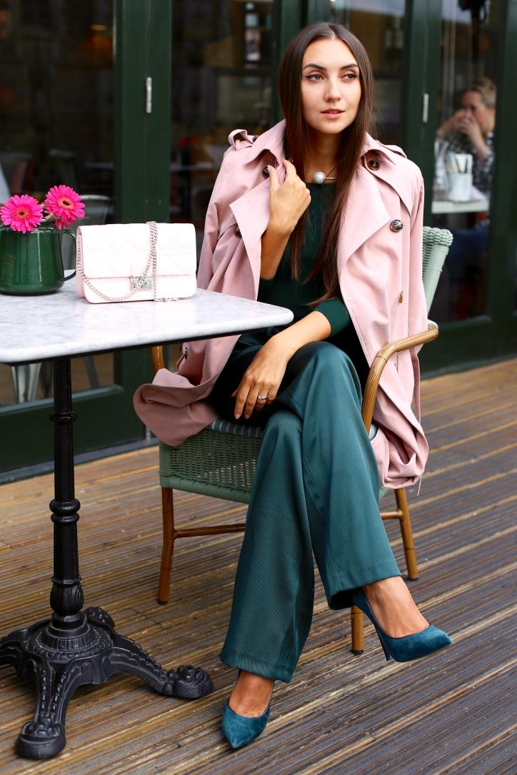 модный блогер лондон