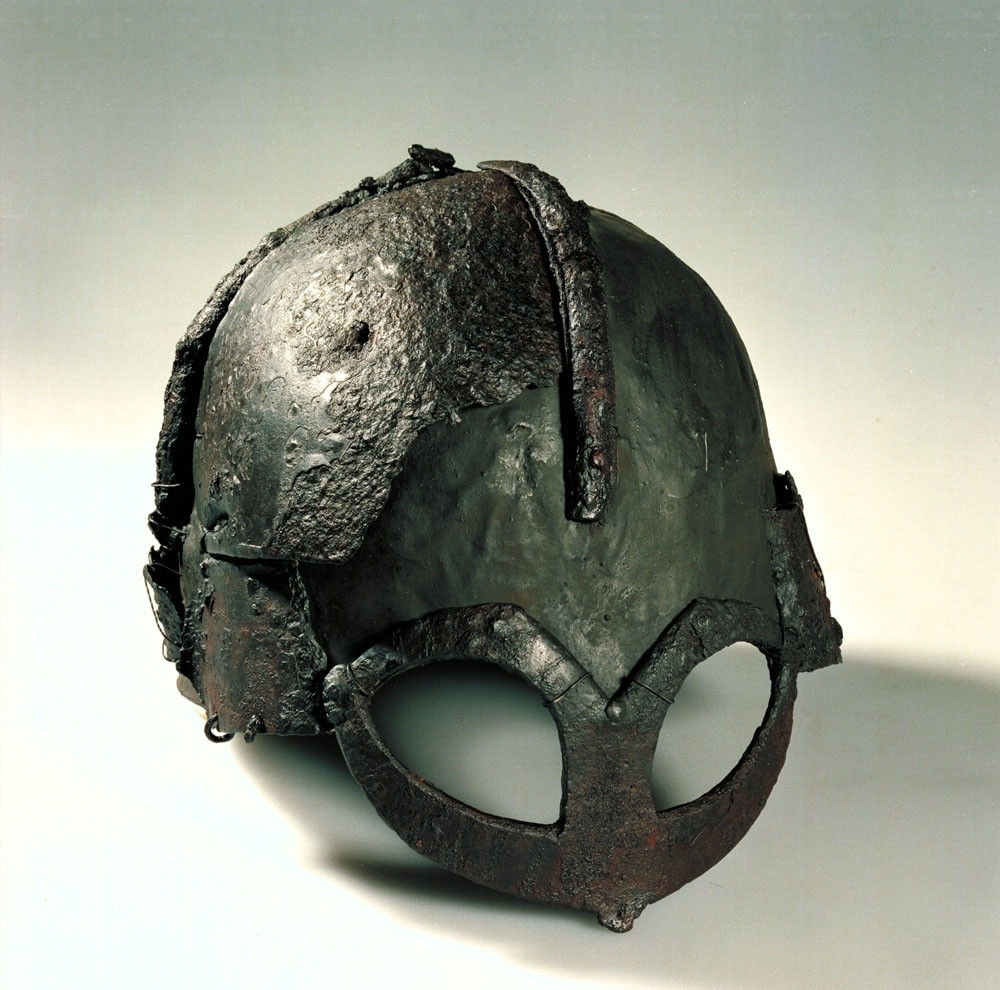 With All These Battle That They Fought There Is Only One Viking Helmet Survived