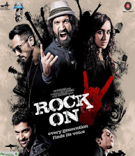 Rock On 2 2016 Hindi DTHRip 750MB