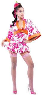 Geisha Women Costume