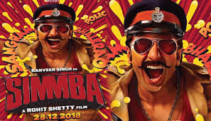 Simmba Movie Downlaod 2018 Ranveer Singh 2018