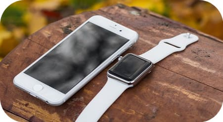 Apple's smartwatch saves an 80-year-old woman from death