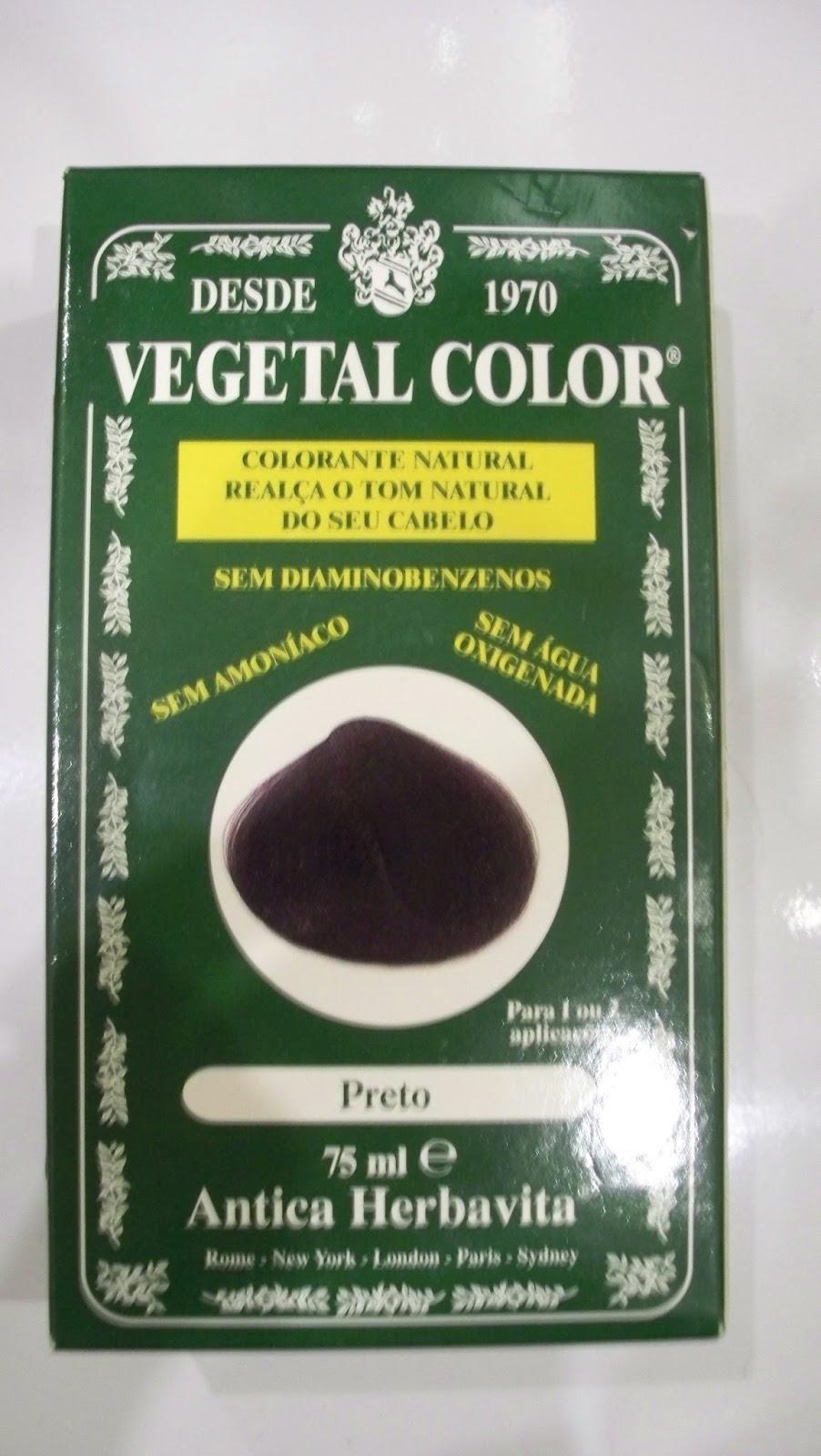 farbowanie włosów - vegetal color