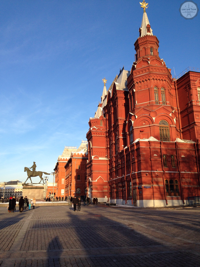 praça vermelha red square