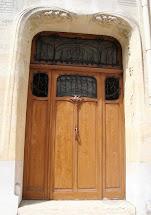 Paseos Art Nouveau Tel Mezzara Hector Guimard 60 Rue