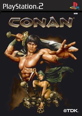 Conan: The Dark Axe (PS2) 2003