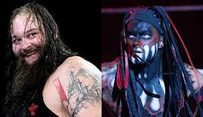 WWE SummerSlam Bray Wyatt Balor Raw Demon