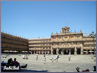 Plaza Mayor Salamanque Salamanca