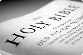 Kitab Suci; Perkataan Siapa?