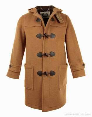 Duffle Coat for men